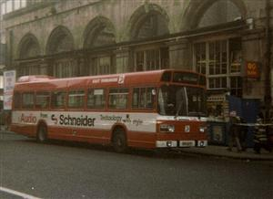 167, Leyland National NRH 167P